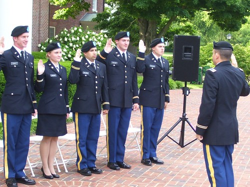 Centre Army ROTC Commissioning Ceremony | by UK College of Arts & Sciences