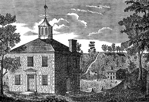 Chillicothe Courthouse, Etc., in 1801 | by Christopher Busta-Peck