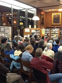 Audience at Ilan Stavans talk on Latin American poetry | by brooksmemorial