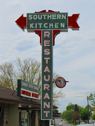 Southern Kitchen Restaurant A Saturday Afternoon Drive Inc Flickr