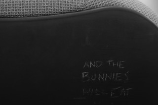 And The Bunnies Will Eat... | by Number IV