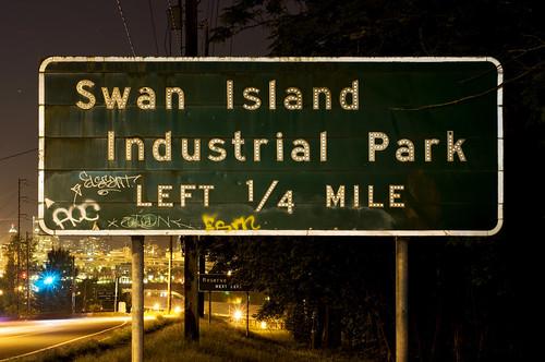 Swan Island Industrial Park