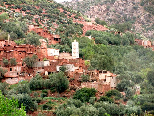 The Ourika Valley, Morocco | by See Jane Travel