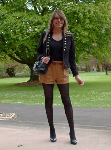 Black pantyhose manchester oxford road pretty little thing - 2 part 7