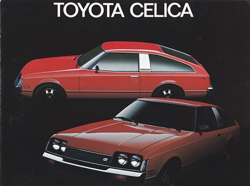 Toyota Celica Lt 1977 >> TA40 RA40 TOYOTA CELICA LT ST XT GT | PROD.NO.F TE40 Dutch/H… | Flickr