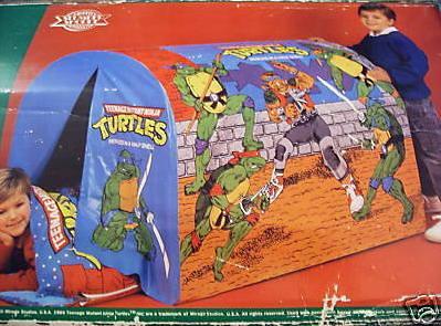 ... Ninja Turtles Slumber Tent | by Jixter05  sc 1 st  Flickr & Ninja Turtles Slumber Tent | Josh Rogers | Flickr