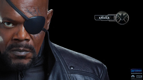 Director Nick Fury | by marvelousRoland