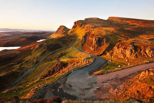 Early light on the Quiraing. | by ICH-Photos