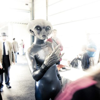 Exclusive News : Aliens have landed ! | by Gilderic Photography