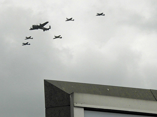 Diamond Jubilee Flypast | by diamond geezer
