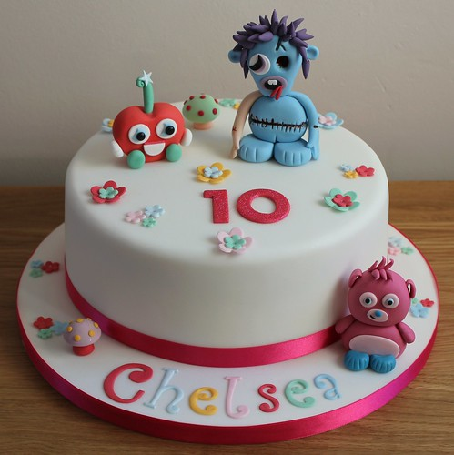 Moshi Monsters | by Fays cakes