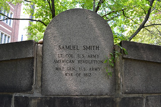 Grave of Gen. Samuel Smith | by Monument City