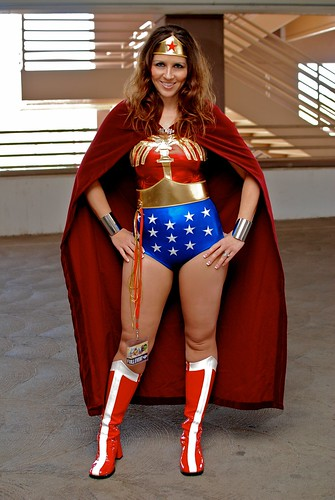 Wonder Woman at Phoenix Comicon 2012 | by Da Da Z