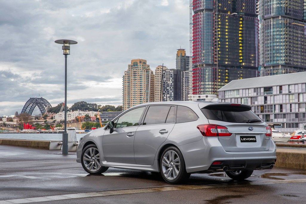 2016 Subaru Levorg Drive Review It Not An Easy Task To L Flickr