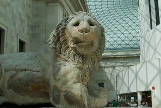 Colossal Marble Lion | by kzys
