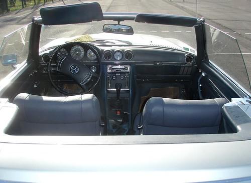 mercedes 350sl cabriolet tableau de bord abbeville 1er. Black Bedroom Furniture Sets. Home Design Ideas