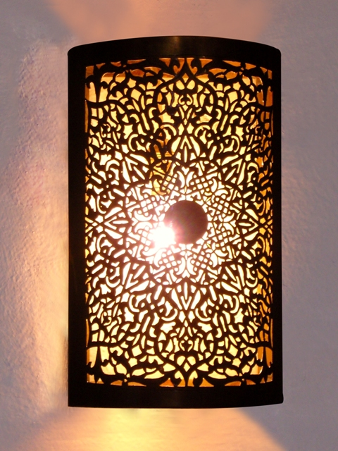 Moroccan wall light wall lamp moroccan interior moroccan flickr moroccan wall light wall lamp moroccan interior by medina touch aloadofball Images
