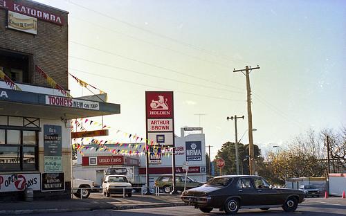 Car Dealers Parramatta Road Strathfield