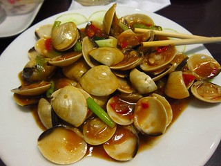 Clams with Lemongrass and Chili | by fabulousfabs
