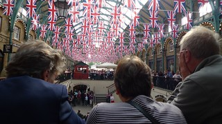 Covent Garden Jubilee decorated | by misund007