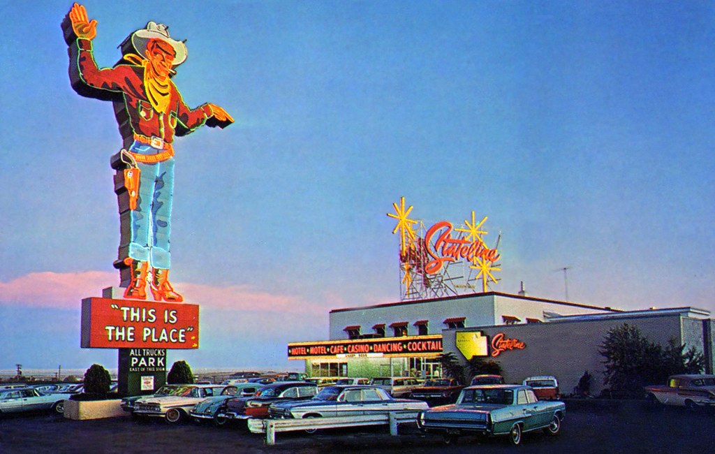 Stateline Hotel - Wendover, Nevada
