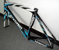 Light Blue Voss Bikes Flickr