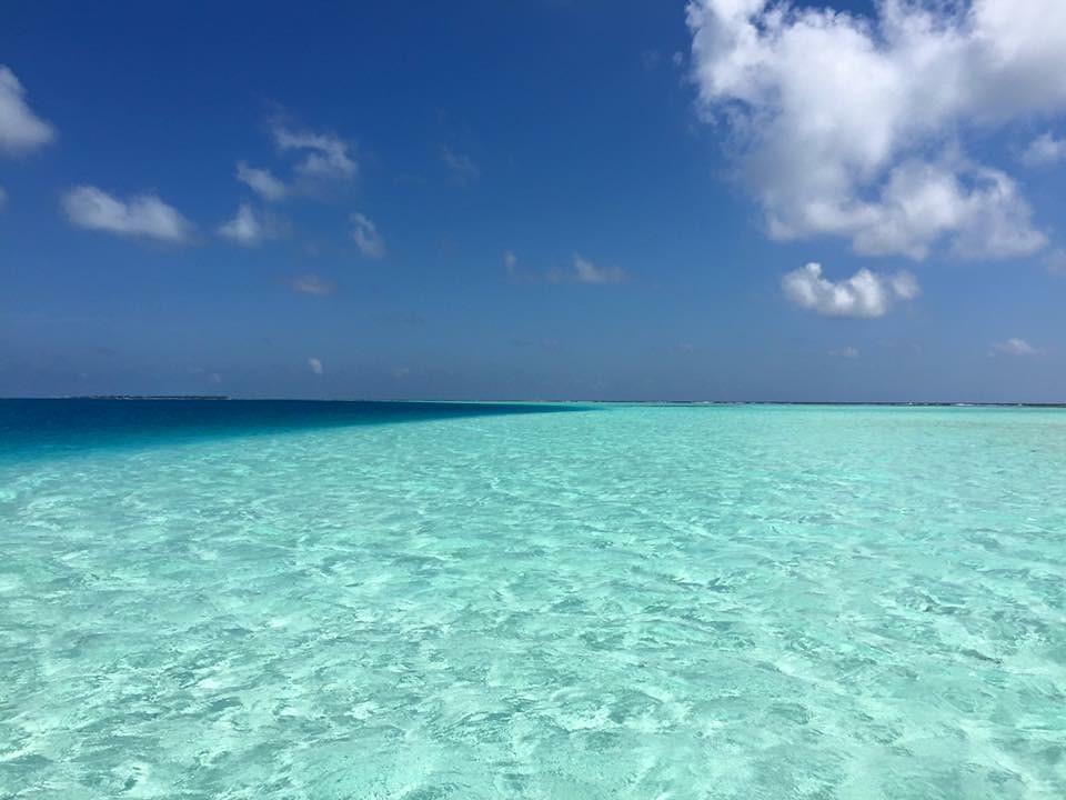best vacation spot Maldives