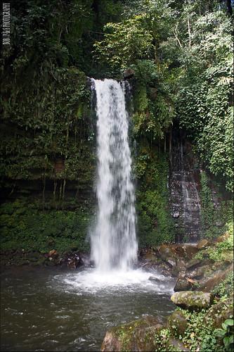Mahua Waterfall, Tambunan, Sabah