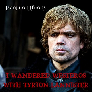 Wandered with Tyrion | by through the looking