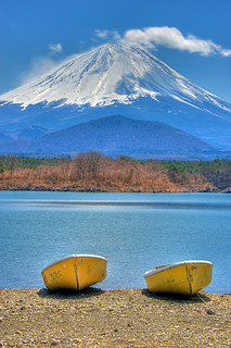 Two Boats | by Paul in Japan
