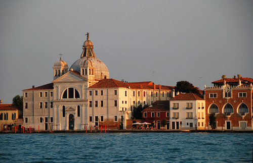 Venice - A DeLIGHTful View of Le Zitelle from Across the Canale della Giudecca | by antonychammond