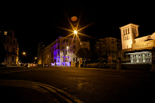 Eastbourne @ Night #3 | by Wil Wardle