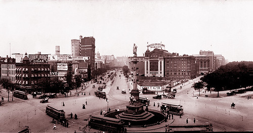 Columbus Circle, New York 1907 | by JFGryphon