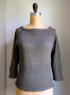 Laura's Loop: Everyday Linen Raglan | by the purl bee