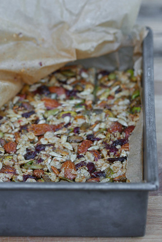Seed & Nut Energy Bars 2 | by jess.t