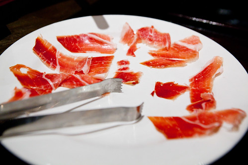 Serrano ham | by thewanderingeater