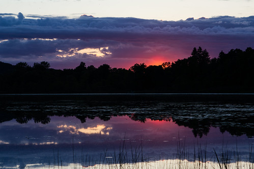 Young Lake Sunset | by The Glimmerglass Festival