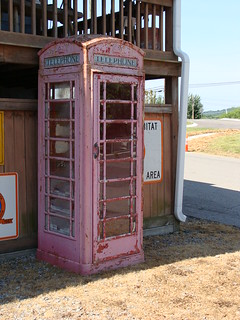 Old Phone Booth---Celina, Tn. | by bamaboy1941
