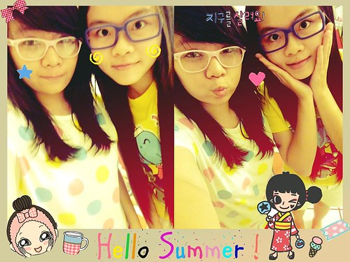 Hello * Summer ! We're BF ♥ | by Gấurô ®