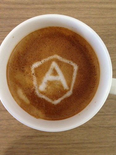 Today's latte, Angular JS. | by yukop