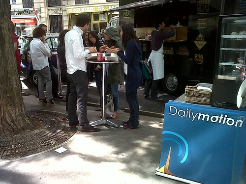 Tournée Daily'Burger | by Dailymotion Advertising