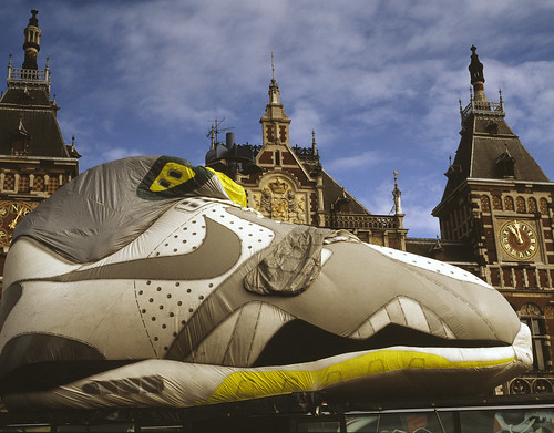 Nike Railstation Amsterdam | by Erna Braat