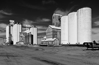 Grain Elevators - Paoli, CO | by Christopher J May