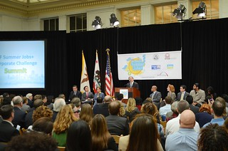 Mayor Lee Kicks Off Summer Jobs+ | by Mayor Ed Lee