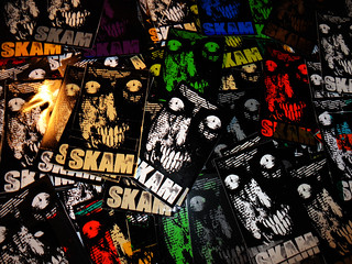 TWIGS/SKAM Print Session!!! | by SKAM sticker