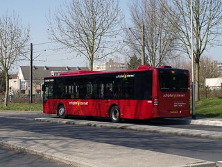 Connexxion 4000, Lijn 199, Dr. Willem Dreesweg (2012) | by Library of Amsterdam Public Transport