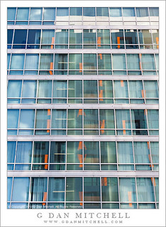 Building Facade, Reflections | by G Dan Mitchell