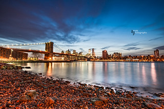 A Beautiful Evening at Brooklyn Bridge Park | by arnabphotography