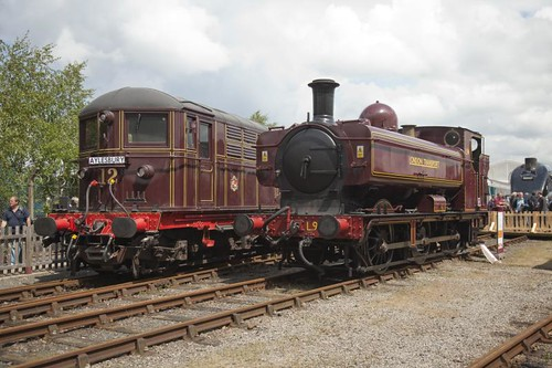 L94 and Sarah Siddon's NRM 2012-06-06 | by Amys-pics