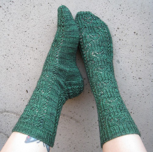 St. Michel knit socks | by mediaperuana